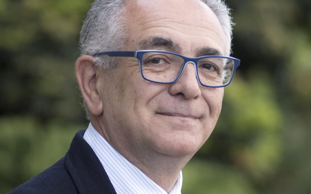 José Ignacio Vidal López, nuevo presidente de la Asociación de Hospitales de Galicia