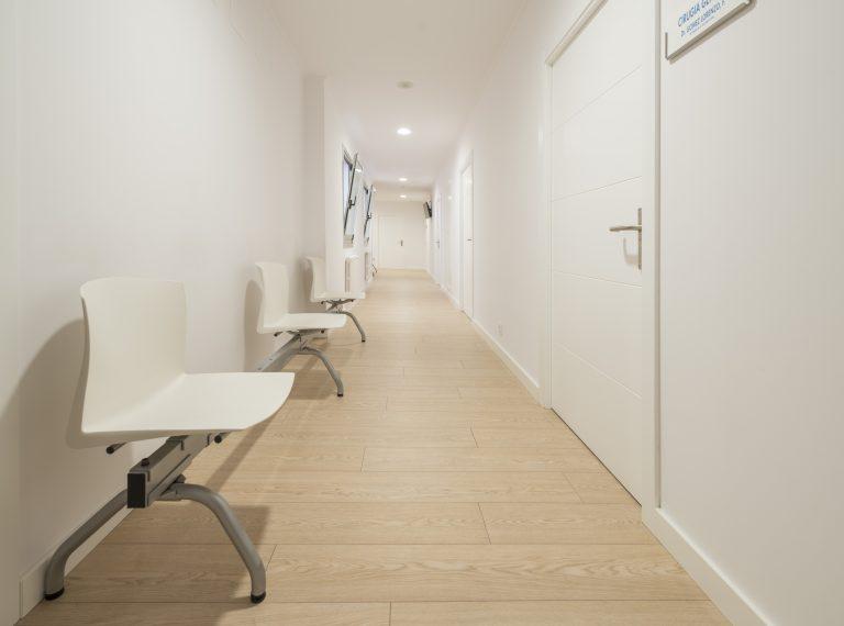 El Hospital Cosaga renueva su sello Protocolo Seguro Covid-19